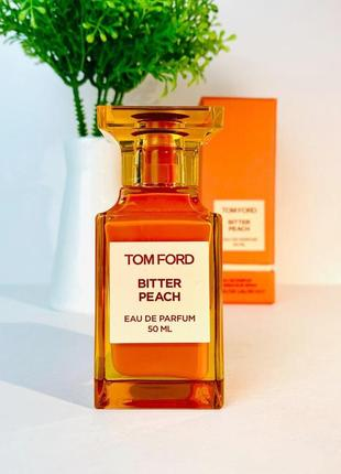 Tom ford bitter peach оригинал_eau de parfum 3 мл затест_парфюм.вода