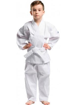 Кимоно для карате, дзюдо adidas adistart на 6-7 лет
