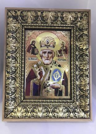 Икона « святой николай «