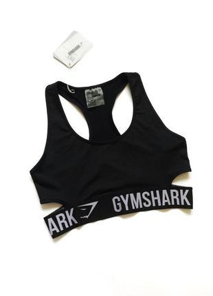 Спортивный топ gymshark fit sports bra, оригинал лиф, бра