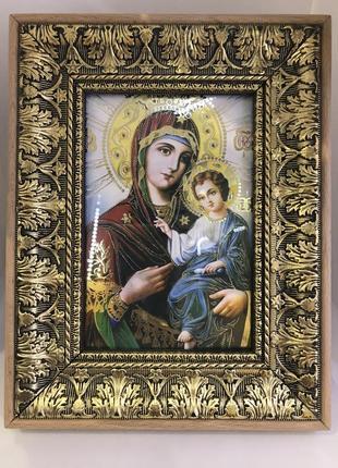 Икона « казанская божья матерь «