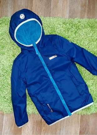 Двухсторонняя ветровка, термо куртка, дождевик, плащ regatta