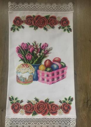 Рушник на пасху