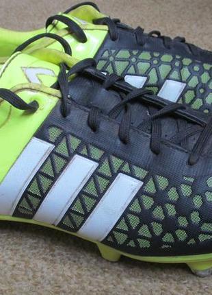 Бутсы копочки adidas р.38.5.оригинал