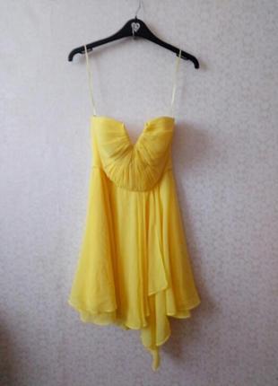 New look. платье мини шифон