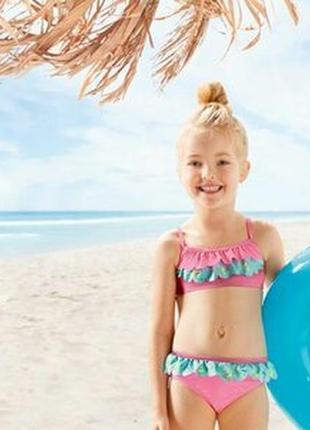 Детский купальник для девочки lupilu