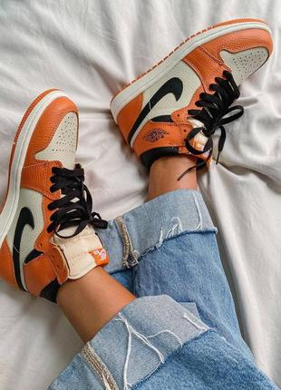 Nike jordan 1 retro 'shattered backboard' 2.0