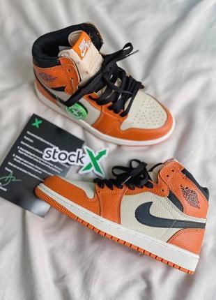 Nike jordan 1 retro 'shattered backboard' 2.06 фото