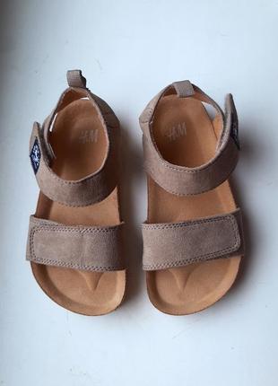 Босоножки, сандалии h&m