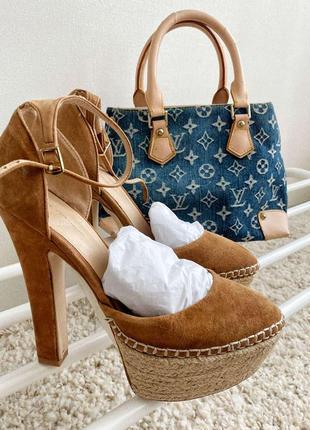 Босоножки туфли мюли zara