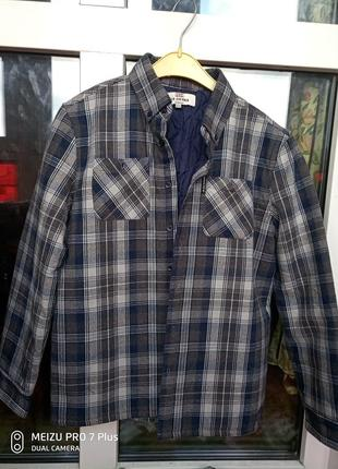 Рубашка куртка ветровка