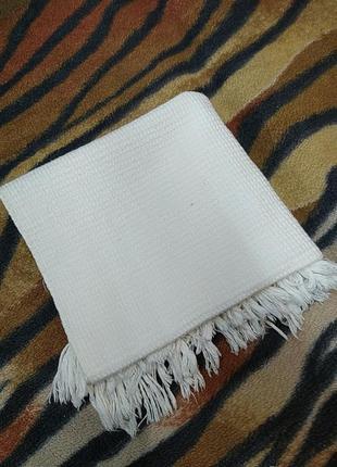 Вафельное полотенце 144*42
