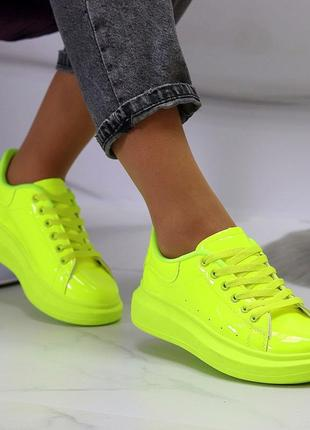 Яркие женские кросовочки7 фото