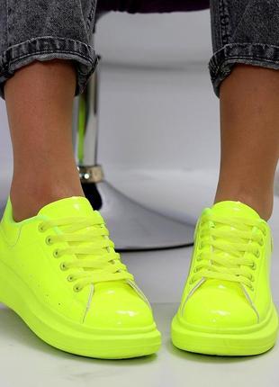 Яркие женские кросовочки5 фото
