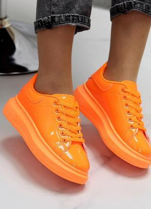 Яркие женские кросовочки2 фото