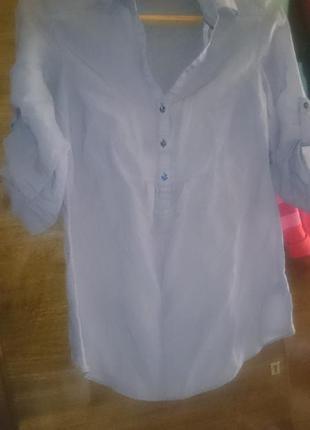 Рубашка без дефектов