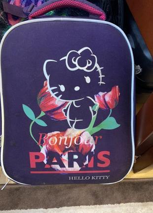 Школьный рюкзак кайт