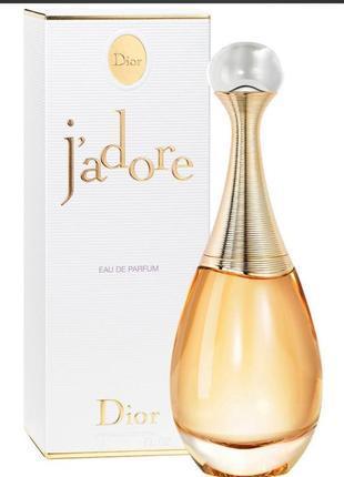 Парфюм,духи dior j'adore eau de parfume, 150ml,2 фото