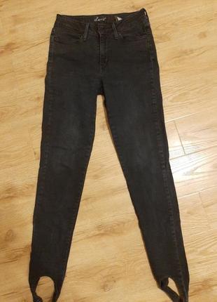 Базовые скинни джинсы levis