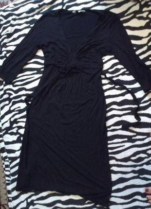 Классическое платье  на шикарный бюст