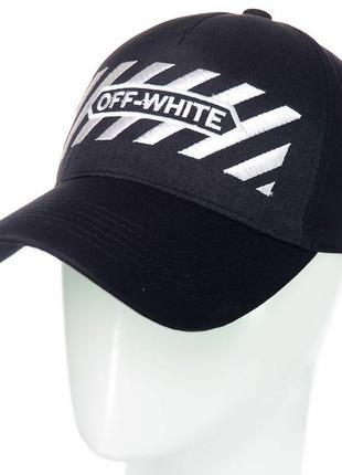 Брендовая мужская женская кепка бейсболка off-white разные цвета унисекс