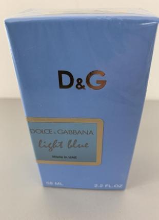 Light blue women, 58мл