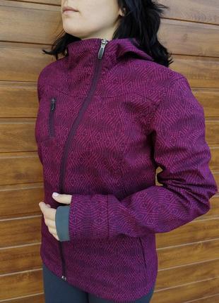 Куртка softshell columbia omni-shield