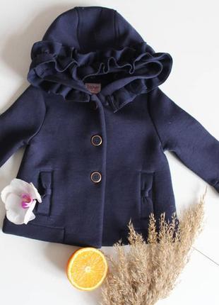 Дитяче пальто без підкладки фірми baker
