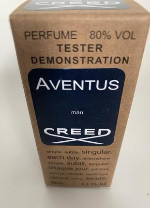 Шикарный creed aventus 👍 стойкий мужской парфюм крид авентус
