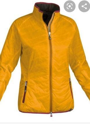 Легкая ветрозащитная куртка salewa