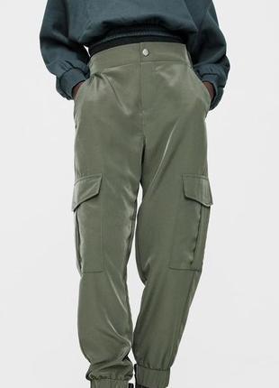 Повсякденні брюки карго від італійськоі🇮🇹🇮🇹🇮🇹🇮🇹 zara