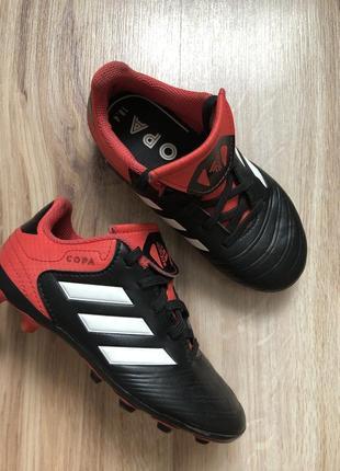 Футбольные бутсы adidas copa 18.4