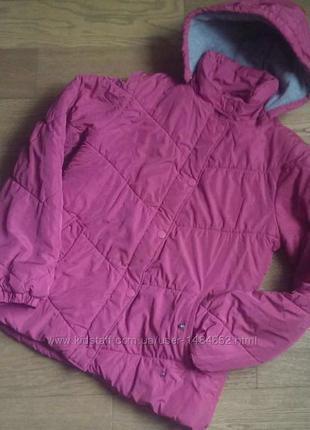 Куртка утепленная на флисе mexx