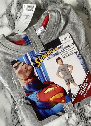 Летний комплект на мальчика германия 🇩🇪 супергерой 🦸♂️