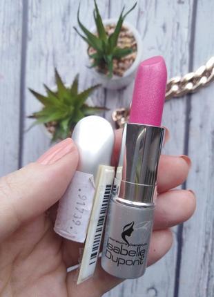 Помада для губ isabelle dupont extra lux lipstick тон 104