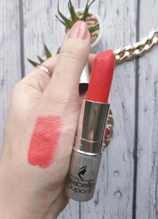 Помада для губ isabelle dupont extra lux lipstick тон 105