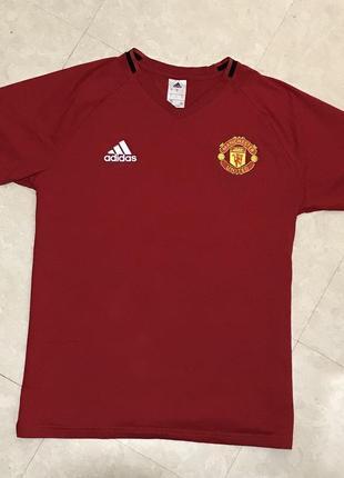 Футболка adidas manchester united