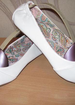Продам балетки фирмы  steve madden 36 размера