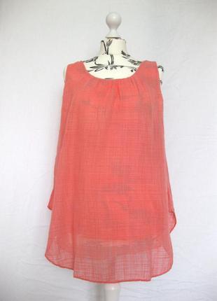 Майка блуза made in italy размер универсальный.