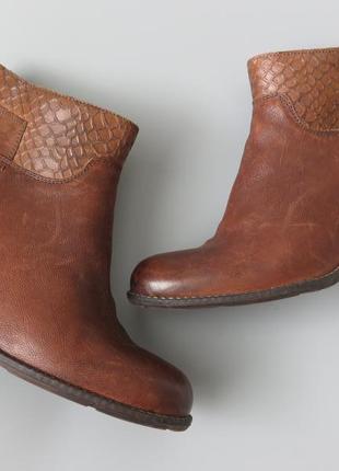Jones bootmaker . женские кожаные сапоги.