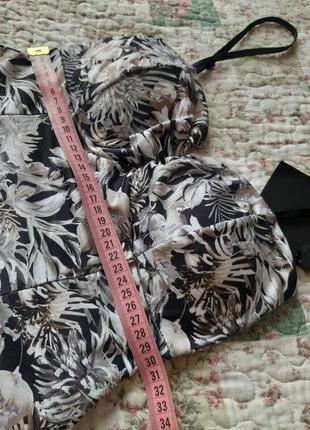 Блузка на бретелях - італія, якість люкс3 фото
