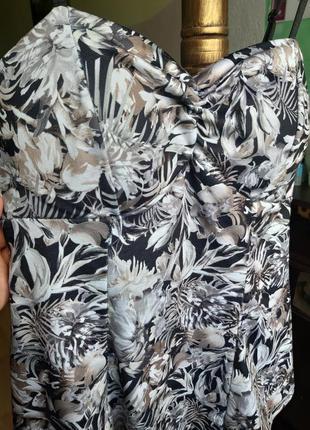 Блузка на бретелях - італія, якість люкс5 фото