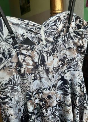Блузка на бретелях - італія, якість люкс6 фото