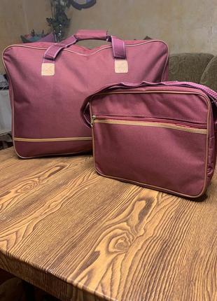 Дорожная сумка , большая сумка