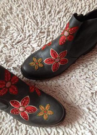 Отличные ботиночки sun & shadow 41рр