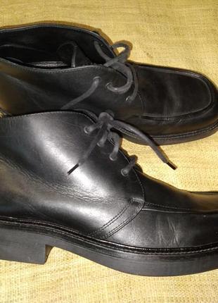 41р -27.5 кожа унисекс  ботинки класса люкс orcade portugal