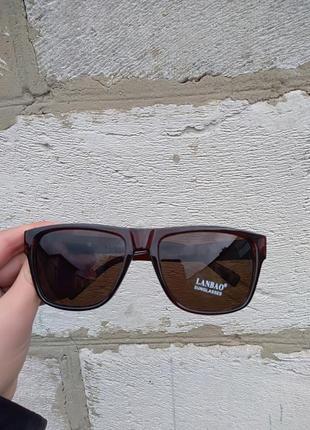 Мужские солнцезащитные очки1 фото