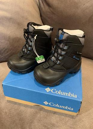 Новые ботинки columbia