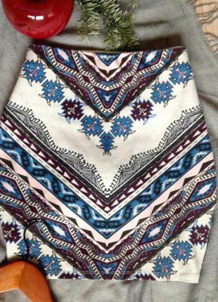 Миниюбка bershka- мини юбочка- спідниця- міні спідничка