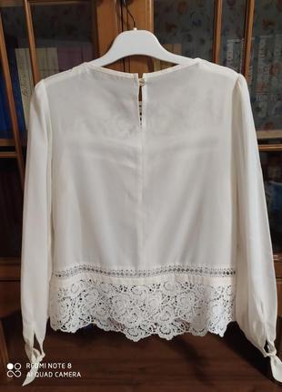 Блузка размер 44-462 фото